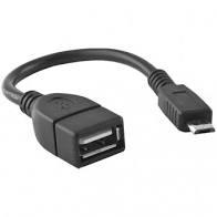 CABLU DE DATE OTG-MICRO USB  0