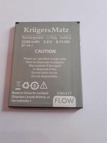 Baterie Kruger&Matz, originală, KM0417 0