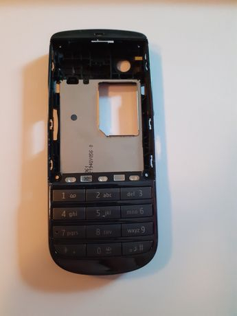Carcasa mijloc rama si tastatura Nokia Asha 300 0