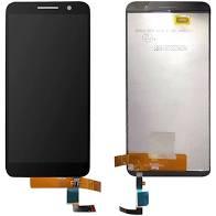 Display complet Alcatel 1 (2018), 5033, Orange Rise 54, Black [1]