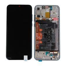 Display Huawei P Smart S, Y8P, black 0
