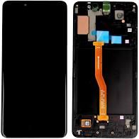 Display Samsung A9 (2018) Complet, Black 0