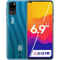 LCD DISPLAY IHUNT NOTE 20 APEX 2021, COMPLET, ORIGINAL, BLACK [0]