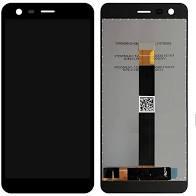 LCD COMPLET NOKIA 2 BLACK ORIGINAL [0]