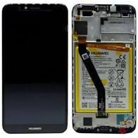 Lcd Display complet Huawei Y6 (2018), Black [0]