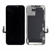 Lcd display complet iphone 12 pro, black 0