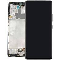 Lcd Display complet Samsung A42 5G, Black [1]
