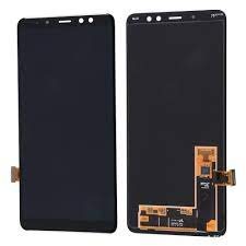 Lcd Display complet Samsung A8 (2018) A530, Black 0