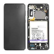 Lcd Display complet Samsung S21+ 5G, G996, Phantom violet, Phantom white, Cosmic Grey 0