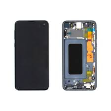 Lcd Display complet Samsung S10e, G970, Prism Black, RED 0