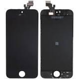 Lcd Display iphone 5, white, black [1]