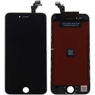 Lcd Display iPhone 6, black, white 1