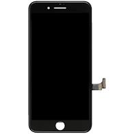 Lcd Display iphone 8, SE 2020, black, white 1
