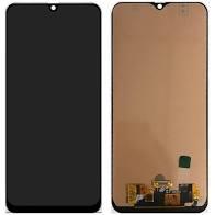 LCD / DISPLAY SAMSUNG A51 A515 ORIGINAL BLACK [0]