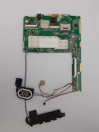 Placa de baza Tableta IZZYCOMM Z71  0