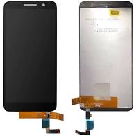 Display complet Alcatel 1 (2018), 5033, Orange Rise 54, Black [0]
