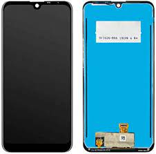 Display complet LG K50 (2019), Black0