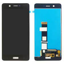 LCD DISPLAY COMPLET NOKIA 5 BLACK [0]