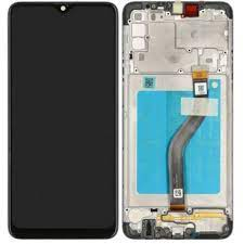 Lcd Display complet Samsung A20s, A207, black0