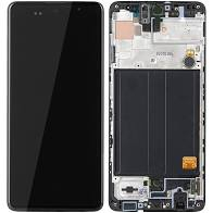 Lcd Display complet Samsung A51, A515F, Black0