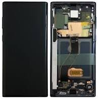 Lcd Display complet Samsung Note 10+, N975, Aura Black0
