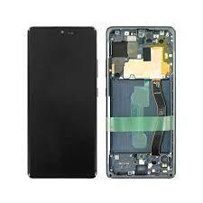 Lcd Display complet Samsung S10 Lite, G770F, black, white, blue [0]