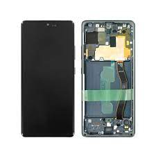 Lcd Display complet Samsung S10 Lite, G770F, black, white, blue [1]