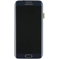 Lcd Display complet Samsung S6 edge, G925f, black [0]