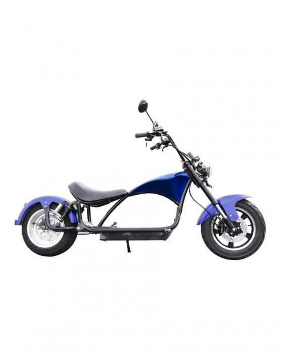 Moped electric Chopper [2]