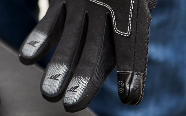 Manusi WinterTex barbati iarna model Touring Seventy SD-C43 negru/gri [2]