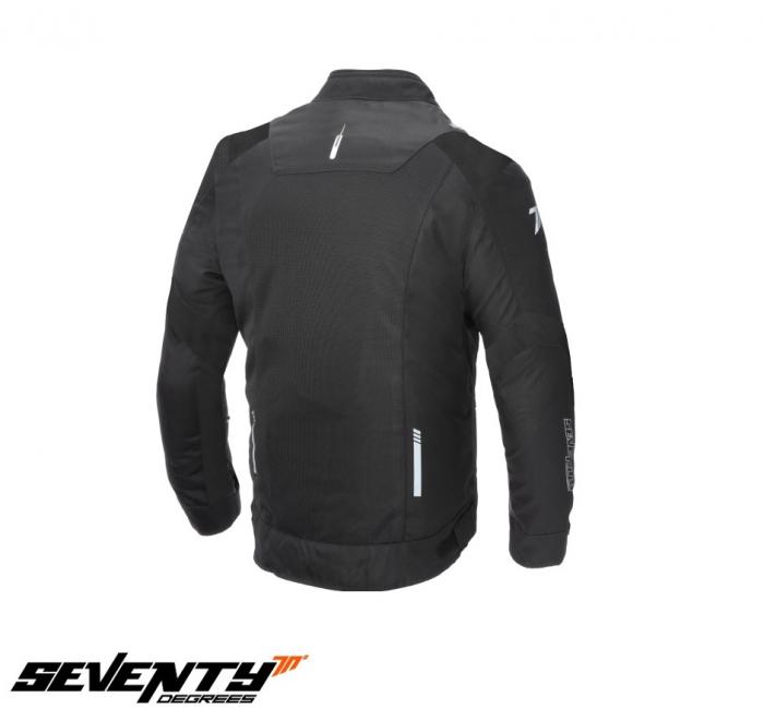 Geaca (jacheta) de vara barbati model Racing Seventy SD-JR52 culoare: negru [1]