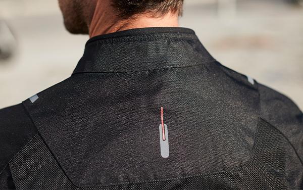 Geaca (jacheta) de vara barbati model Racing Seventy SD-JR52 culoare: negru [3]