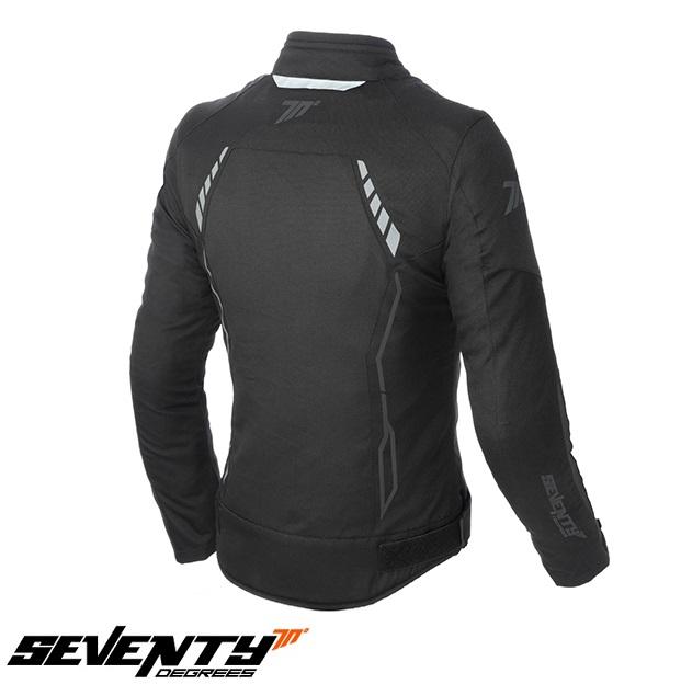 Geaca (jacheta) vara/iarna femei Racing Seventy model SD-JR67 culoare: negru [1]
