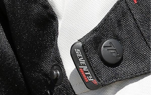 Geaca (jacheta) motociclete barbati model Touring Seventy SD-JT41 culoare: negru/gri [5]