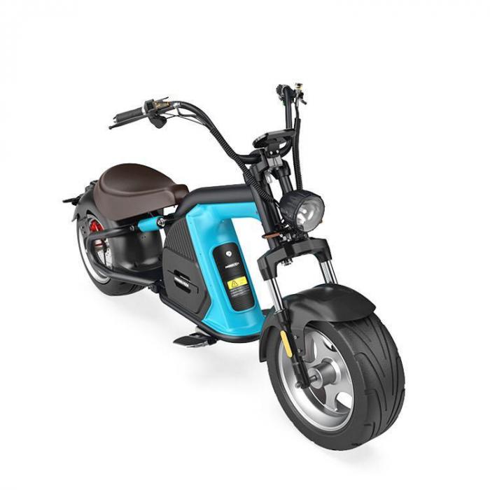 Rooder Runner, Putere 2000W, Autonomie 40-60km, Baterie 60V20A, Viteza max. 25km/h| FARA PERMIS 0