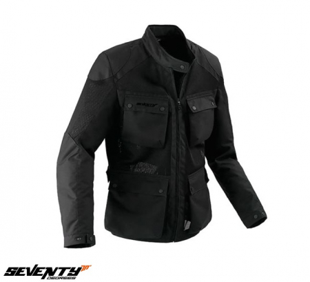 Geaca (jacheta) de vara barbati model Touring Seventy SD-JC30 culoare: negru [0]