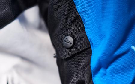 Geaca (jacheta) barbati model Racing Seventy SD-JR48 culoare: negru/rosu/albastru [4]