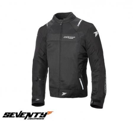 Geaca (jacheta) de vara barbati model Racing Seventy SD-JR52 culoare: negru [0]