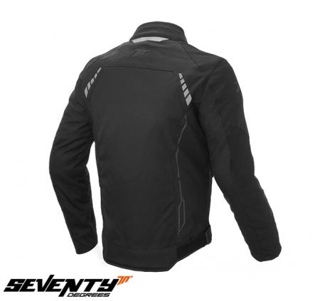 Geaca (jacheta) barbati Racing Seventy model SD-JR65 vara/iarna culoare: negru [1]