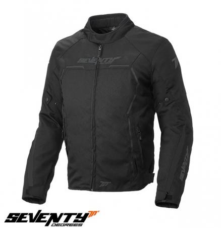 Geaca (jacheta) barbati Racing Seventy model SD-JR65 vara/iarna culoare: negru [0]