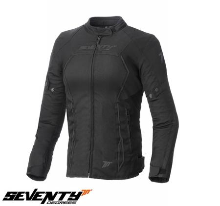 Geaca (jacheta) vara/iarna femei Racing Seventy model SD-JR67 culoare: negru [0]