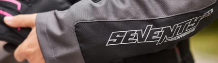 Geaca (jacheta) femei vara/iarna Racing Seventy SD-JR71 culoare: negru/gri [2]
