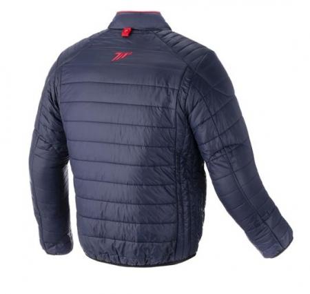 Geaca (jacheta) tip Softshell barbati model Urban Seventy SD-A5 culoare: albastru/rosu [1]