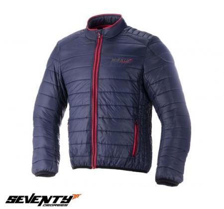 Geaca (jacheta) tip Softshell barbati model Urban Seventy SD-A5 culoare: albastru/rosu [0]