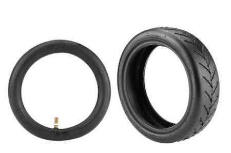 Set anvelopa si camera aer de 8.5 inch pentru trotineta electrica scuter Xiaomi Mijia M365 [0]