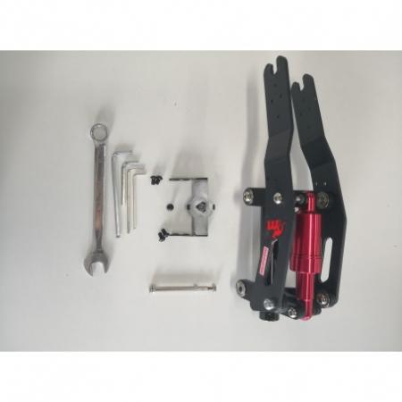 Kit suspensie frontala absorbtie socuri pentru trotineta electrica scuter Xiaomi Mijia M365 / M365 Pro - Monorim [2]