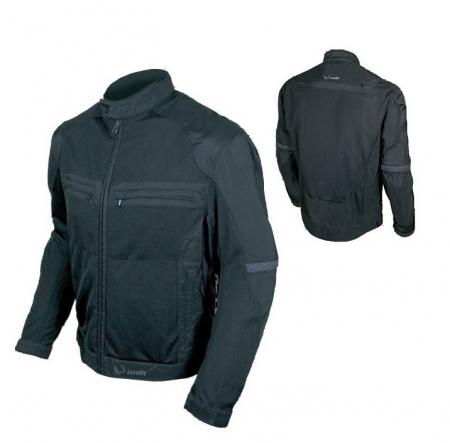 Jacheta motociclete barbati model Unik Racing VZ-04 culoare: negru [2]