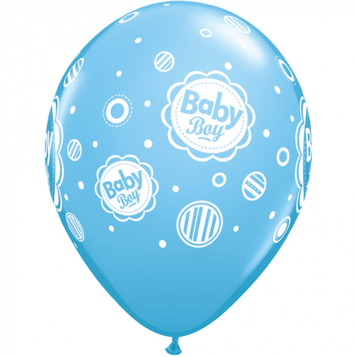 Baloane latex baby boy asortate DB18506 3