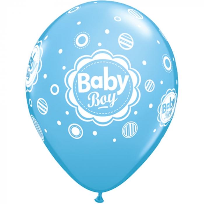 Baloane latex baby boy asortate DB18506 2