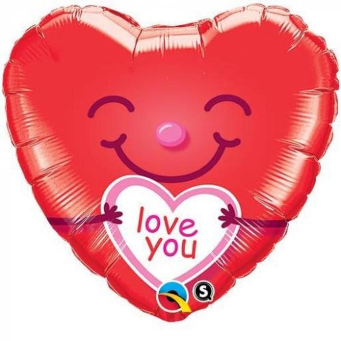 Balon folie 45 cm Love You DB21823 0